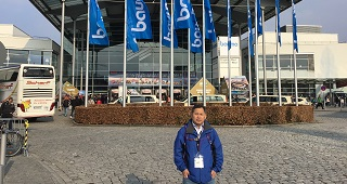 Sinorock® employees attended Bauma 2019 in Munich, Germany