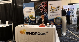Sinorock® participated in Superpile'19