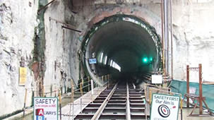 TBM S718 Makes a Breakthrough at Chennai Metro's Central Station