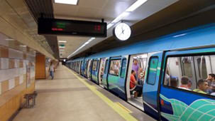 Istanbul Metro Line M4 Extended