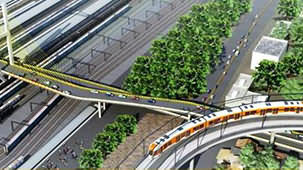 Nagpur Metro Rail Project