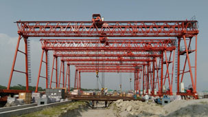 Anti-corrosion Rock Bolt in Padma Bridge