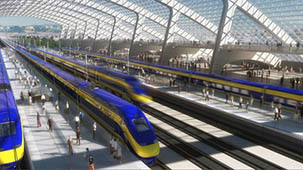 Project management partnership picked for California high-speed rail