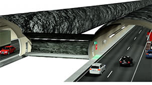Norway Mega-tunnel being Planned