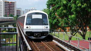 Singapore to double rail network by 2030