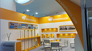 Sinorock® is participating in Bauma 2016 Now
