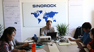 Sinorock ISO Supervision and Evaluation