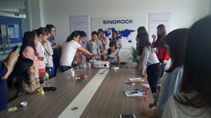 Tea Art and Wine Training in Sinorock®