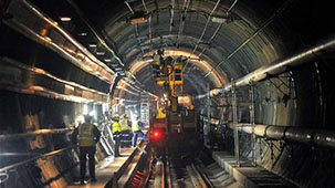 The World's Second Longest Tunnel——The Channel Tunnel