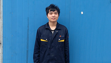 Zhao Kang —— An Enthusiastic and Optimistic Staff in Sinorock®
